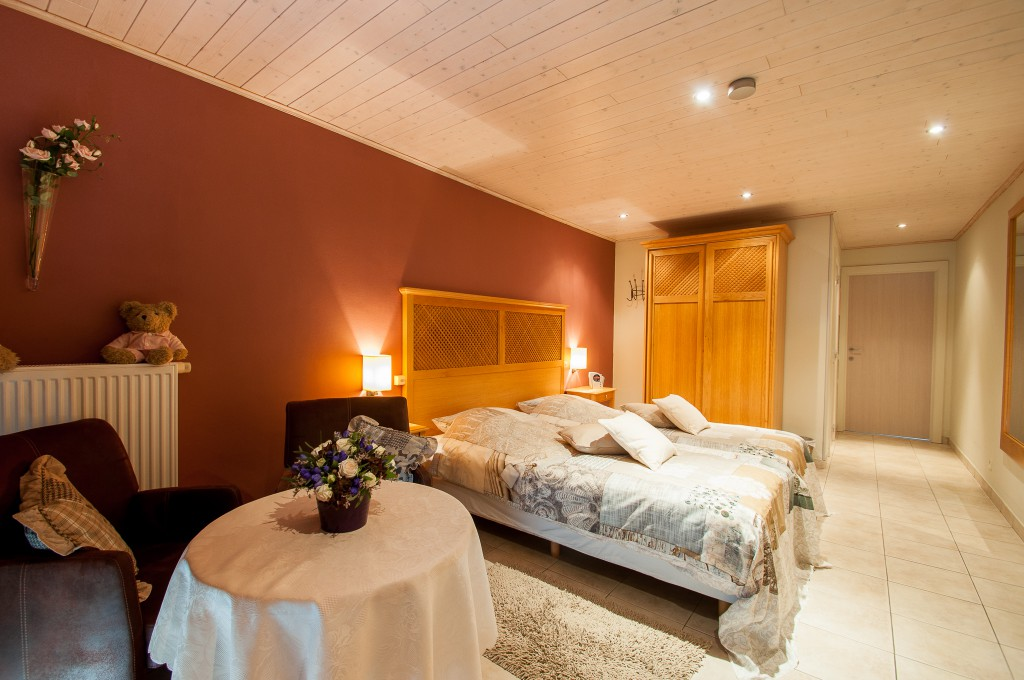 2 persoonskamer - bed & breakfast