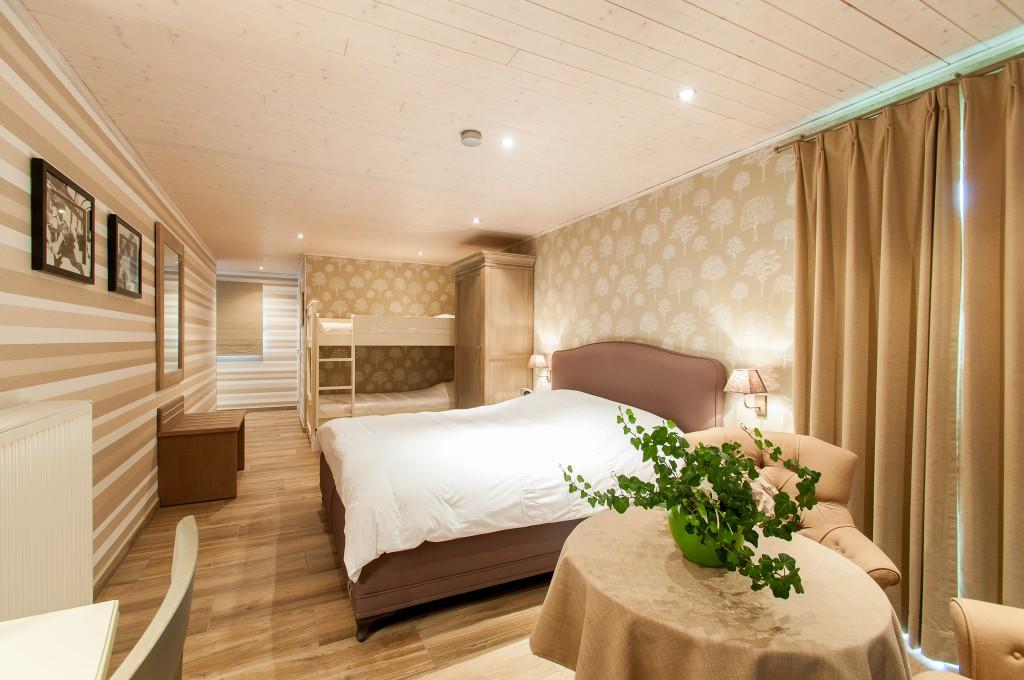 Titanic - 4 persoonskamer - bed & breakfast - gezin